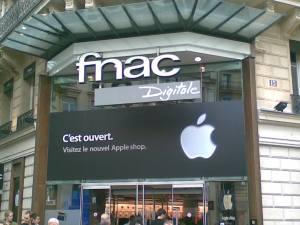 fnac apple